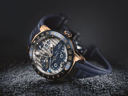 雅典海洋系列腕表回收多少钱?怎么样?
