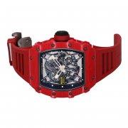 理查德米勒RM011红色恶魔飞返计时系列手表回收
