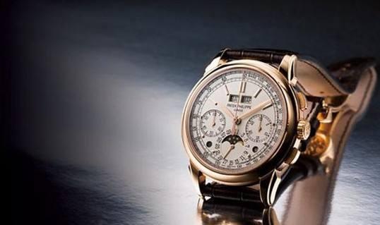 百达翡丽手表回收几折