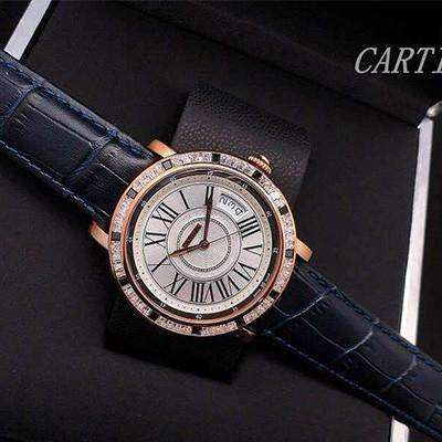 卡地亚手表回收价格查询