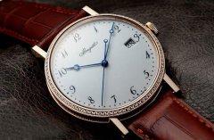 手表回收多少钱宝玑航海系列5817BA/12/9V8手表?