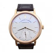 朗格二手表回收价格朗格萨克森系列手表多少?