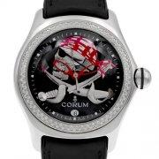 哪里回收手表?昆仑泡泡系列限量海盗手表多少钱?