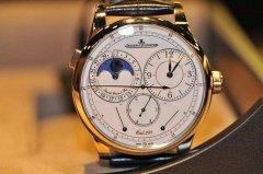 积家手表在手表回收市场回收价格几折?