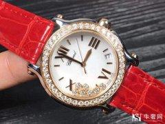 十大名表回收钻石表吗?萧邦的钻石手表好回收吗?