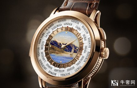 百达翡丽三问报时腕表有回收的店吗