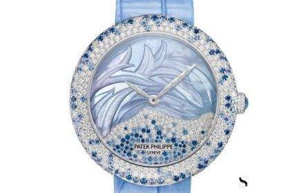 百达翡丽Calatrava高级珠宝腕表回收价怎样