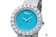 萧邦钻石蓝海手表能回收多少钱?