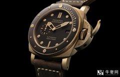 沛纳海青铜腕表手表哪里回收?