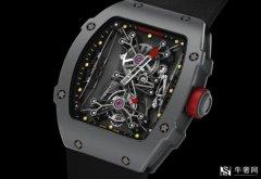 理查德米勒名表回收几折,腕表中碳纤维材料的运用