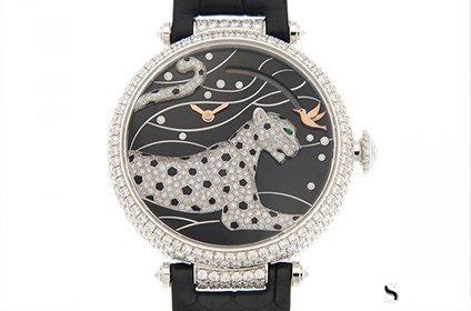 卡地亚HPI0077手表回收几折是多少