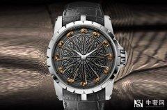 罗杰杜彼RDDBEX0495手表回收价折扣怎么算?