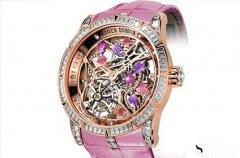 罗杰杜彼Brocéliande手表回收价几折?