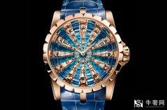 罗杰杜彼圆桌骑士手表可以回收吗?