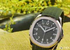 百达翡丽手表回收价格多少,不同风格的鹦鹉螺