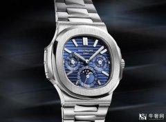 百达翡丽手表回收几折,鹦鹉螺手表功能怎么样?