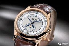 百达翡丽手表回收几折,百达翡丽有哪些贵金属表类型?