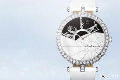哪里回收旧手表,梵克雅宝有哪些经典系列表?