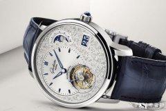 格拉苏蒂手表怎么回收?绝美的环球陀飞轮