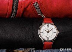 天梭手表回收几折,天梭女表哪些系列值得买?