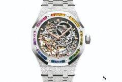 爱彼手表回收哪家好,爱彼品牌标识如何设计的?