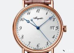 无锡宝玑手表回收几折,宝玑哪些系列回收价值高?