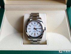 劳力士手表回收多少钱,什么样的二手劳力士能卖高价?