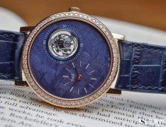 哪些名表回收价格高,细数最美大牌腕表!