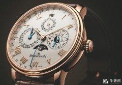 宝珀手表回收几折,宝珀红金表款哪里回收?