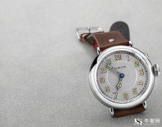 豪利时手表回收什么价,豪利时小方表的魅力!