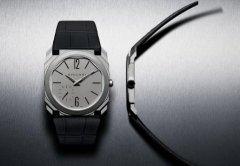 宝格丽手表回收几折,OCTO ULTRANERO——高冷的魅力!