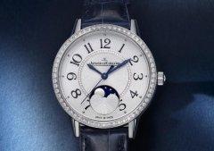 积家手表回收几折,约会系列白金表哪里回收?