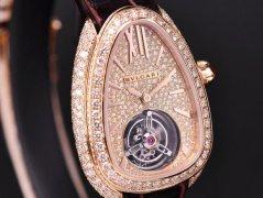 宝格丽手表回收几折,SERPEBTI颜值怎么样?