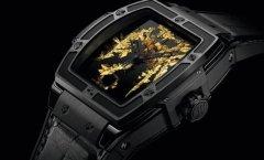 宇舶手表回收哪家好,融合黄金腕表材质有多强