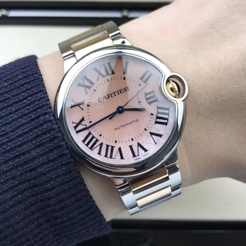时坚二手卡地亚手表回收案例