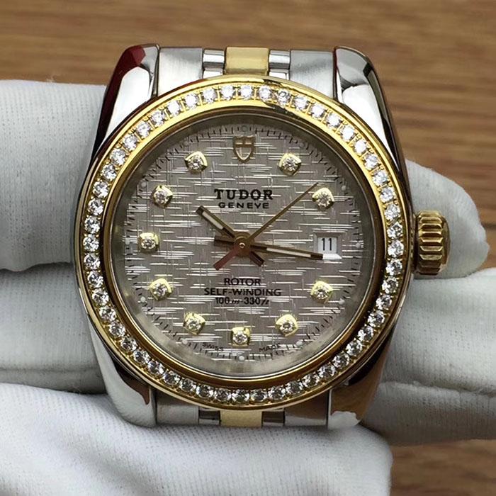 时坚名品回收二手帝舵手表